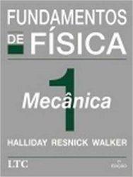 FUNDAMENTOS DE FISICA MECANICA VOL 1 (PRODUTO USADO - MUITO BOM)