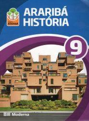 ARARIBA HISTORIA -  9 ANO (PRODUTO USADO - BOM)