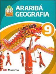 ARARIBA GEOGRAFIA 9 ANO (PRODUTO USADO - BOM)
