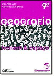 GEOGRAFIA HOMEM E ESPAÇO 9º ANO (PRODUTO USADO - BOM)