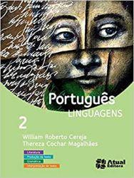 PORTUGUES LINGUAGENS VOL 2 LITERATURA PRODUÇAO DE TEXTOS GRAMATICA (PRODUTO USADO - BOM)