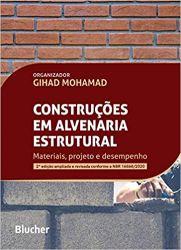CONSTRUÇOES EM ALVENARIA ESTRUTURAL MATERIAS PROJETO E DESEMPENHO (PRODUTO USADO - MUITO BOM)