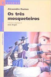 OS TRES MOSQUETEIROS SERIE REENCONTRO (PRODUTO USADO - MUITO BOM)
