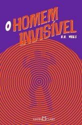 O HOMEM INVISIVEL (PRODUTO NOVO)