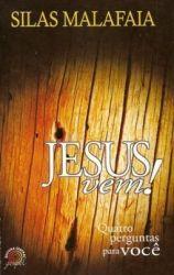 JESUS VEM QUATRO PERGUNTAS PARA VOCE (PRODUTO USADO - BOM)