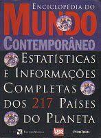 ENCICLOPEDIA DO MUNDO CONTEMPORANEO (PRODUTO USADO - BOM)