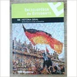 ENCICLOPEDIA DO ESTUDANTE VOL 04 HISTORIA GERAL (PRODUTO USADO - MUITO BOM)