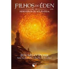 FILHOS DO EDEN LIVRO 1 HERDEIROS DE ATLANTIDA (PRODUTO USADO - MUITO BOM)
