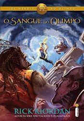 O SANGUE DO OLIMPO VOL 5 (PRODUTO USADO - MUITO BOM)