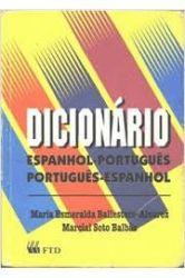 DICIONARIO ESPANHOL PORTUGUES (PRODUTO USADO - BOM)