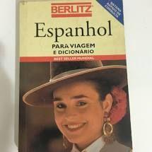 ESPANHOL PARA VIAGEM E DICIONARIO DE BOLSO (PRODUTO USADO - BOM)