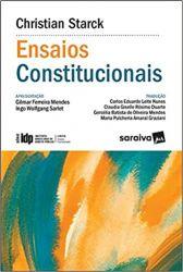 ENSAIOS CONSTITUCIONAIS (PRODUTO USADO - MUITO BOM)
