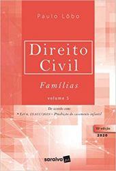 DIREITO CIVIL FAMILIAS VOL 5 (PRODUTO NOVO)