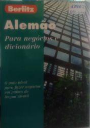 ALEMAO PARA NEGOCIOS E DICIONARIO DE BOLSO (PRODUTO USADO - BOM)