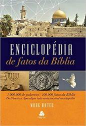 ENCICLOPEDIA DE FATOS DA BIBLIA (PRODUTO USADO - MUITO BOM)