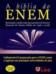 A BIBLIA DO ENEM RESOLUÇAO E ANALISE DAS 693 QUESTOES DO EXAME (PRODUTO USADO - MUITO BOM)