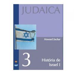 JUDAICA HISTORIA DE ISRAEL I VOL 3 (PRODUTO USADO - BOM)