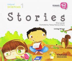 THINK DO LEARN NATURAL SCIENCES VOL 1 STORIES (PRODUTO USADO - MUITO BOM)