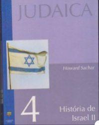 JUDAICA HISTORIA DE ISRAEL II VOL 4 (PRODUTO USADO - BOM)