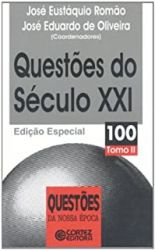 QUESTOES DO SECULO XXI TOMO II EDIÇAO ESPECIAL COLEÇAO QUESTOES DA NOSSA EPOCA (PRODUTO USADO - MUITO BOM)