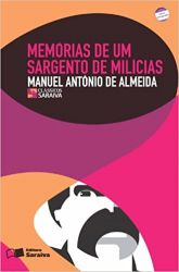 MEMORIAS DE UM SARGENTO DE MILICIAS COM O SUPLEMENTO DE LEITURA (PRODUTO NOVO)