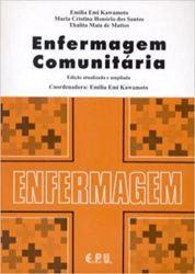 ENFERMAGEM COMUNITARIA (PRODUTO USADO - MUITO BOM)