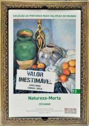 AS PINTURAS MAIS VALIOSAS DO MUNDO NATUREZA MORTA VOL 13 (PRODUTO NOVO)