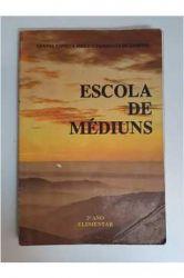ESCOLA DE MEDIUNS 2º ANO CURSO ELEMENTAR (PRODUTO USADO - BOM)