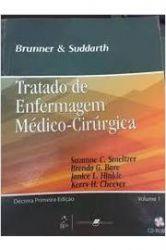 TRATADO DE ENFERMAGEM MEDICO CIRURGICA VOL 3 SEM CD (PRODUTO USADO - MUITO BOM)