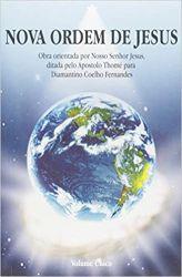 NOVA ORDEM DE JESUS VOLUME UNICO (PRODUTO USADO - MUITO BOM)