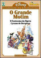 HQ O GRANDE MOTIM O FANTASMA DA OPERA VOL 26 (PRODUTO USADO - BOM)