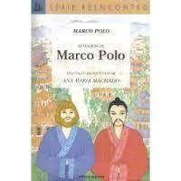 AS VIAGENS DE MARCO POLO SERIE REENCONTRO (PRODUTO USADO - BOM)