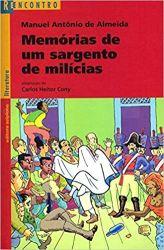 MEMORIAS DE UM SARGENTO DE MILICIAS COM ROTEIRO DE TRABALHO SEM USO (PRODUTO USADO - MUITO BOM)