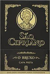 SAO CIPRIANO O BRUXO CAPA PRETA (PRODUTO NOVO)