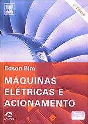 MAQUINAS ELETRICAS E ACIONAMENTO (PRODUTO USADO - MUITO BOM)