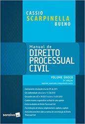 MANUAL DE DIREITO PROCESSUAL CIVIL VOL UNICO 2014 (PRODUTO USADO - BOM)